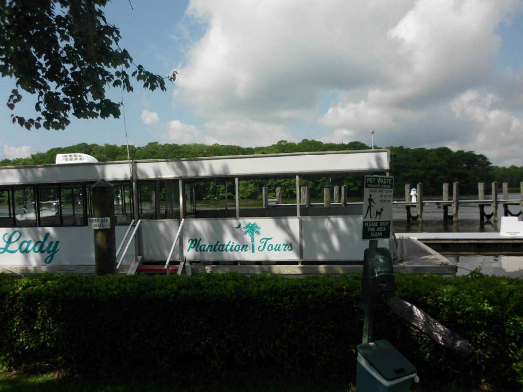 Plantation River Tours Murrells Inlet South Carolina