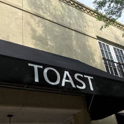 Toast featured image