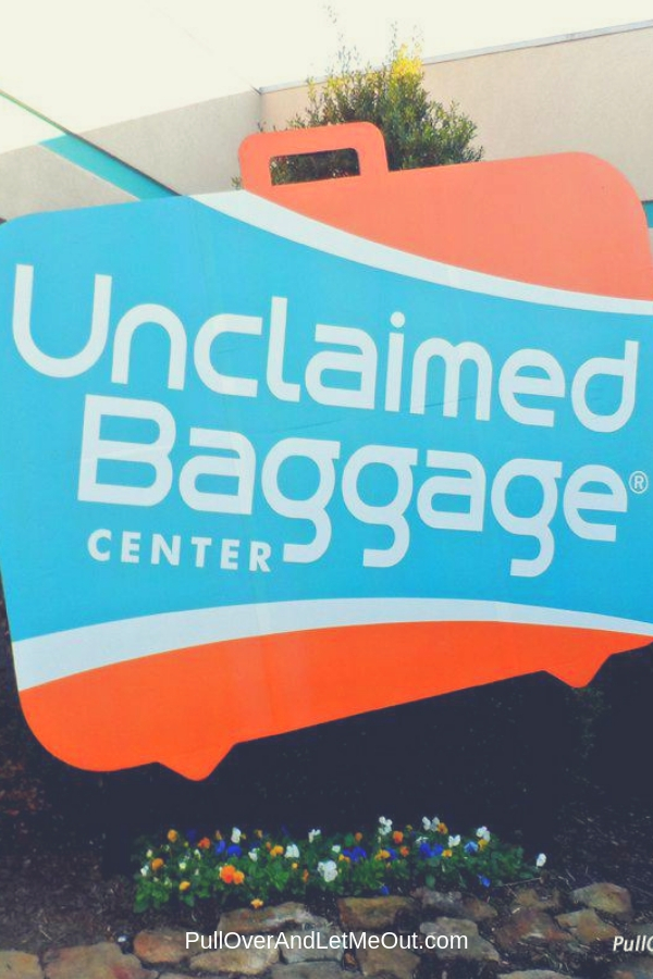 The Unclaimed Baggage Center in Scottsboro, Alabama is where items left behind on planes, at airports or lost in transit go to find new homes.