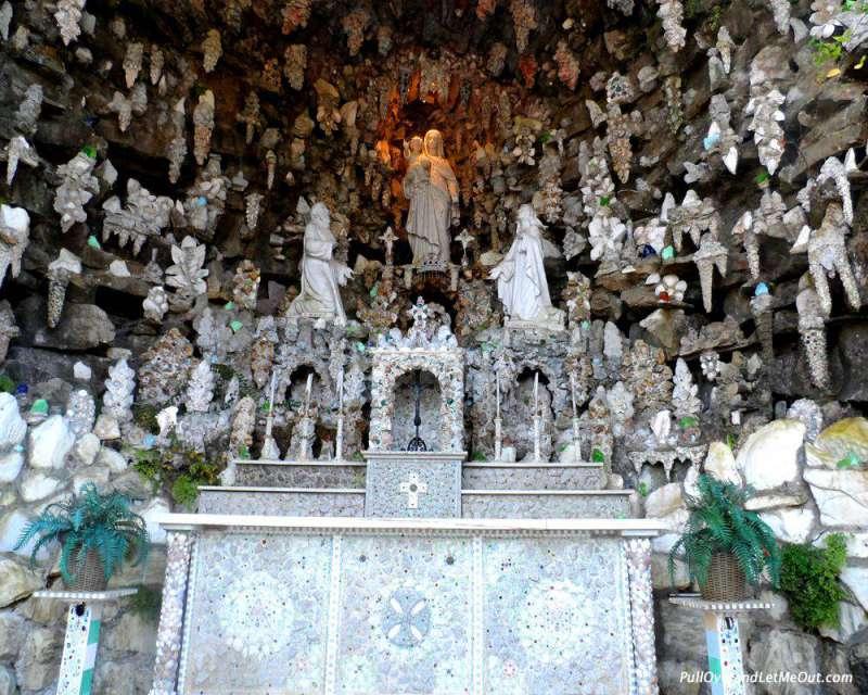 Ave Maria Grotto Cullman, AL
