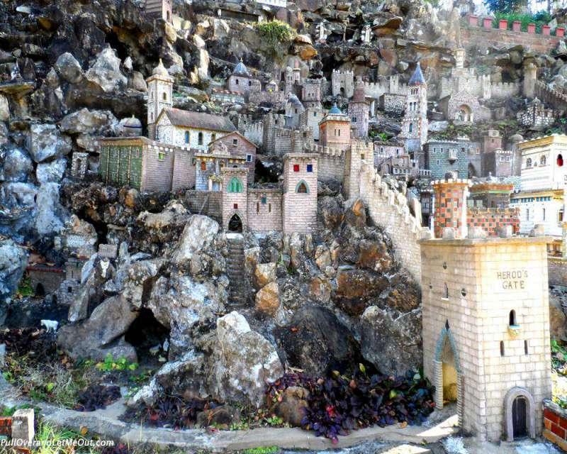 Herods Gate Ave Maria Grotto Cullman, AL