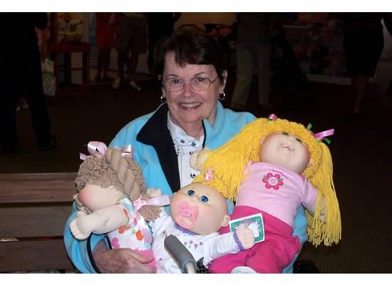 Mom at Babyland General Cleveand GA