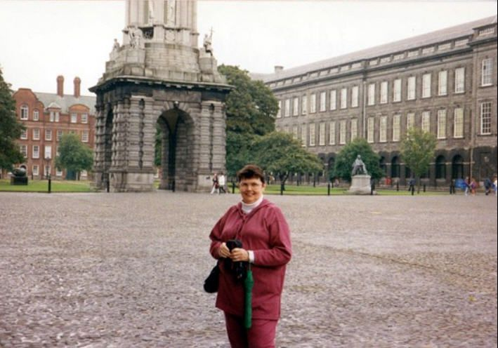 Trinity College 1993