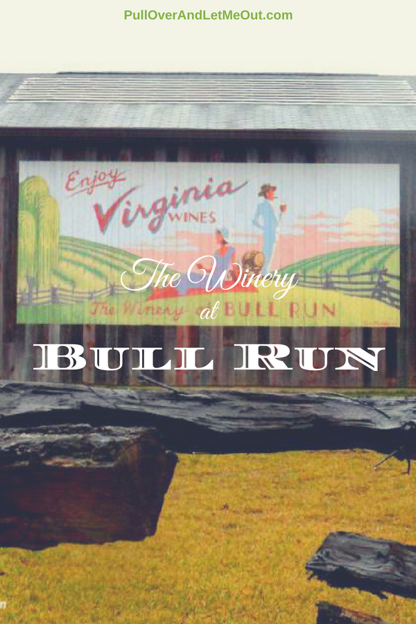 The Winery at Bull Run is a thriving winery surrounded by history. Located in Manassas, Virginia it's a family-friendly historic winery. #PullOverAndLetMeOut #winery #WineryAtBullRun #vineyards #winetravel #travel #historical #kidfriendly #wine #grapes