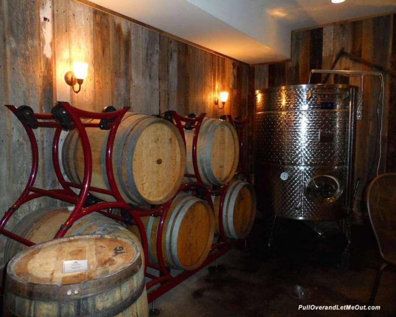 barrell-room
