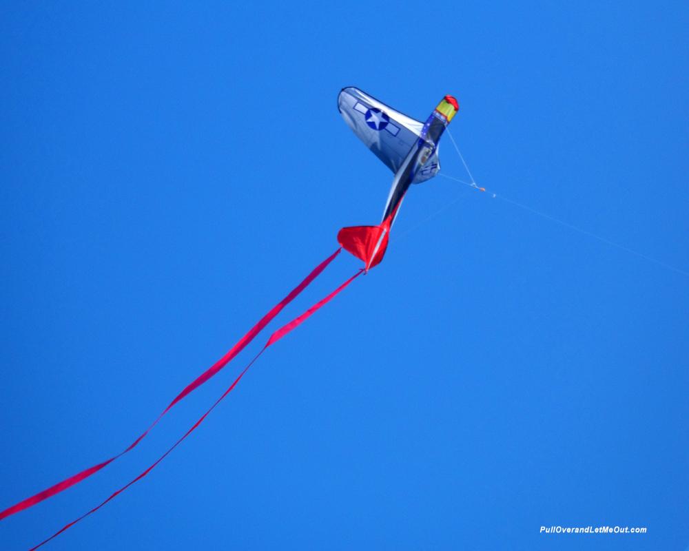 kite-flying-at-Kitty-Hawk