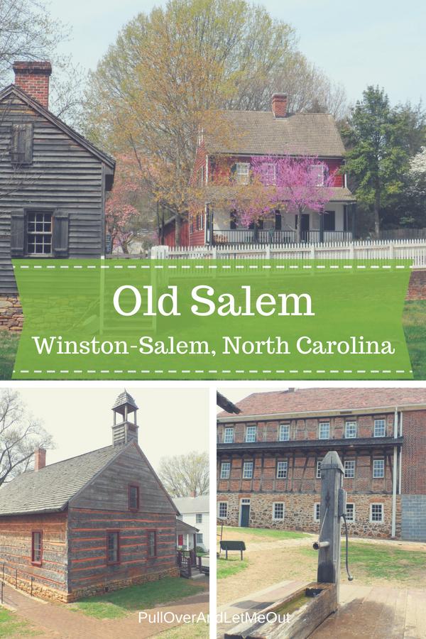 Old Salem Winston-Salem, NC PullOverandLetMeOut