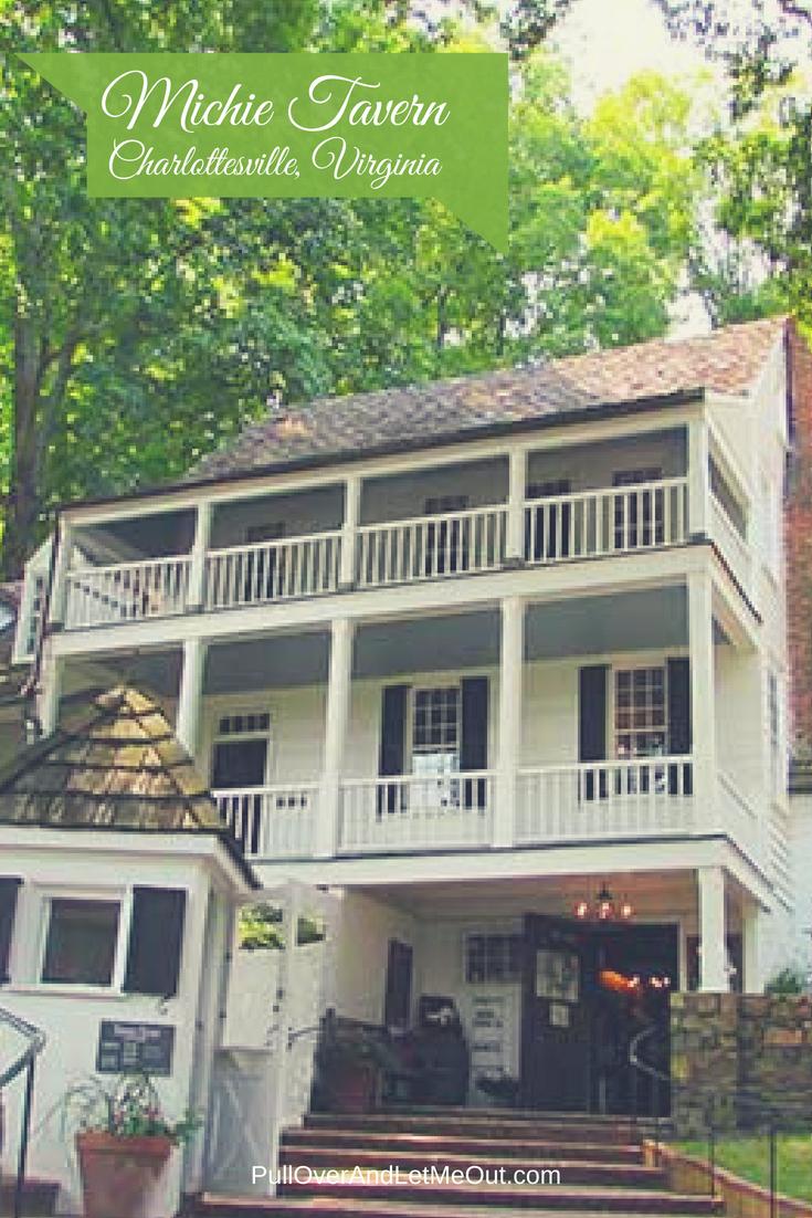 Michie Tavern Charlottesville, Virginia PullOverAndLetMeOut (1)
