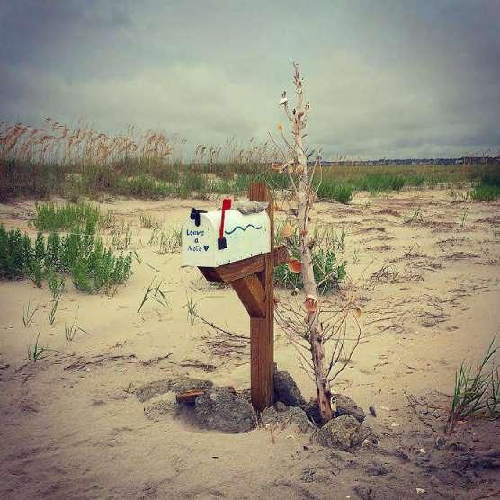 Mailbox-Wrightsville-Beach