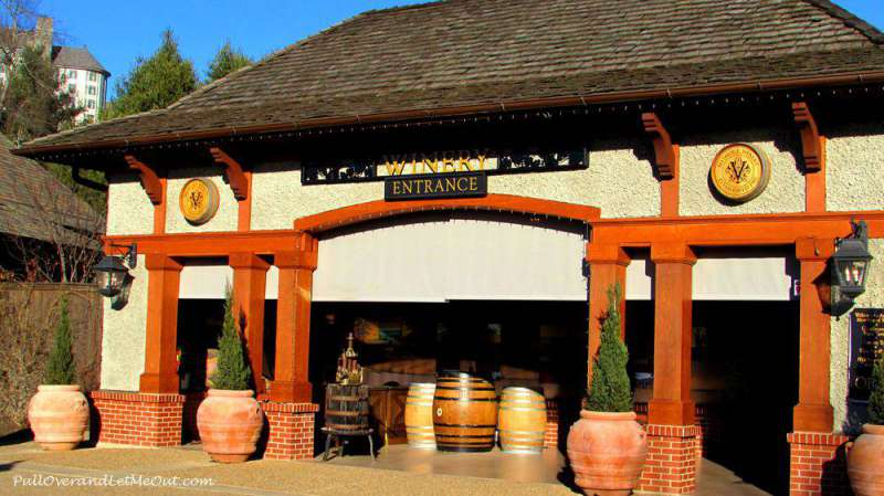 Biltmore-Winery-entrance---