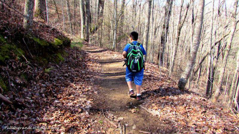 hiking-at-Fontana-Village