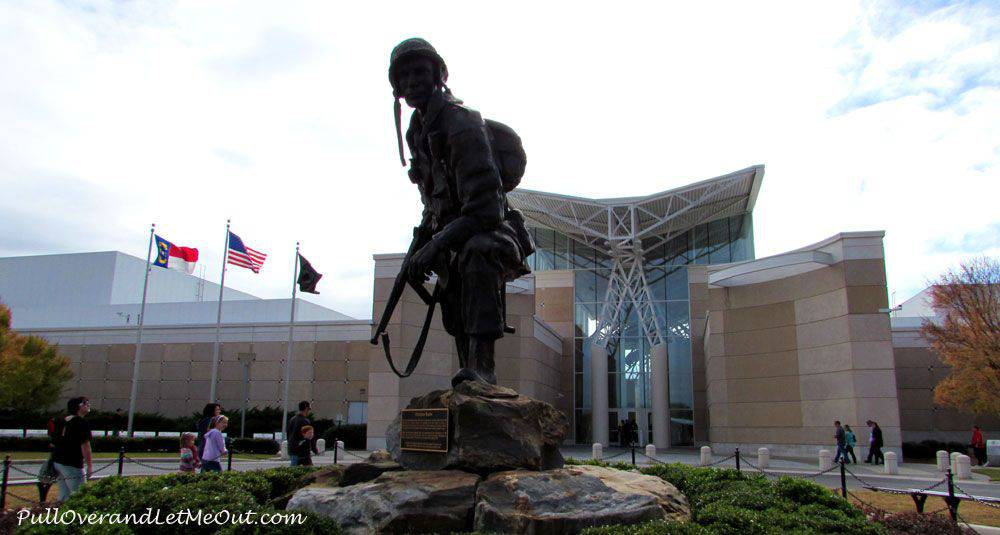 Airborne Museum Fayetteville, NC PullOverandLetMeOut