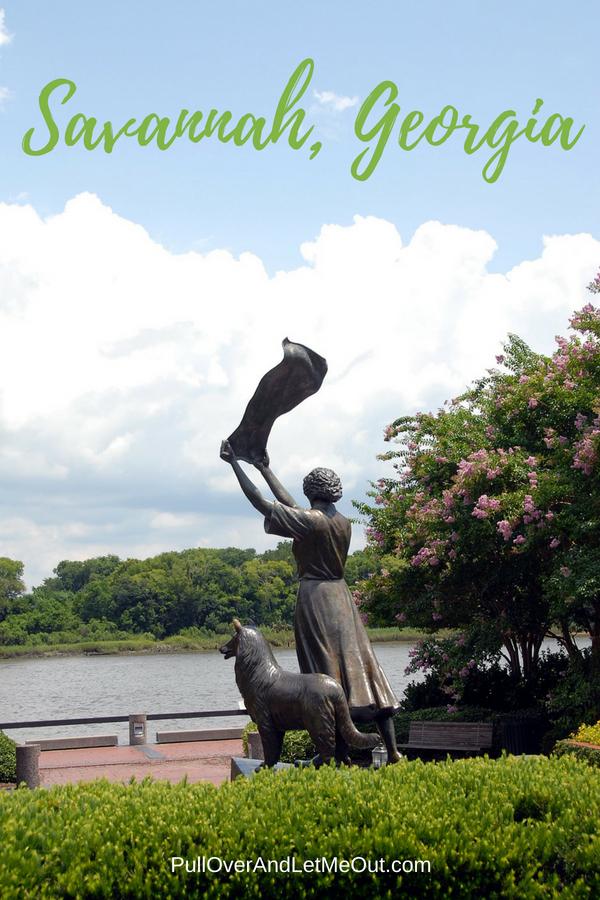 Savannah, Georgia PullOverAndLetMeOut