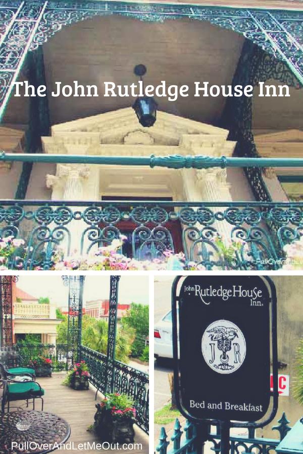 The John Rutledge House Inn Charleston PullOverAndLetMeOut