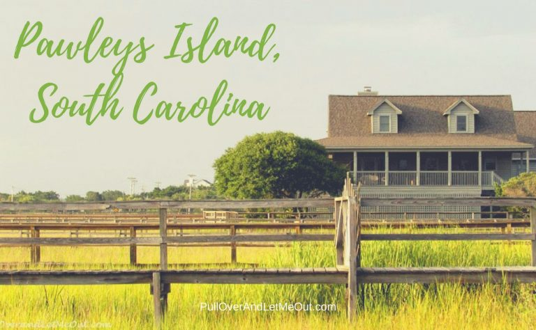 Pawleys Island, South Carolina, proudly remaining 'Arrogantly Shabby'