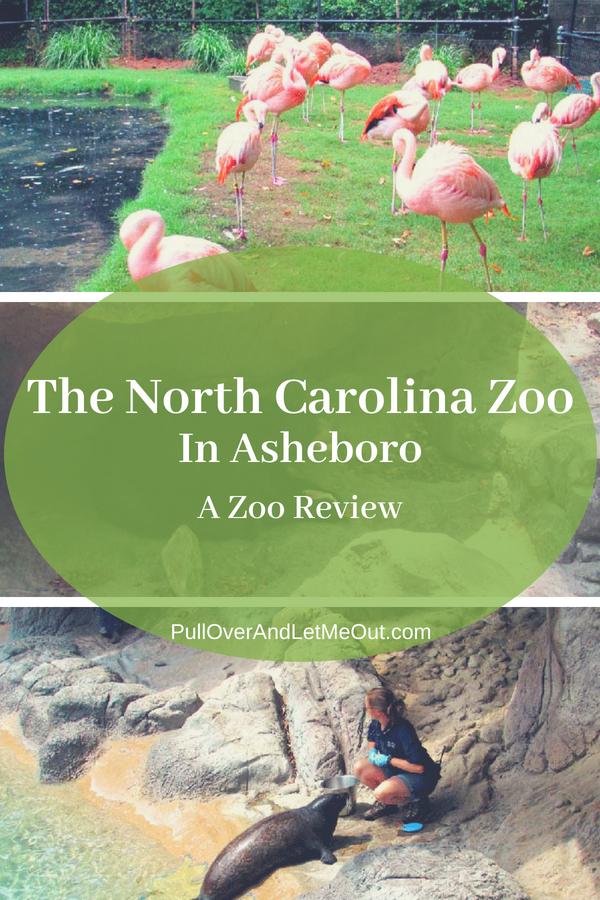 The North Carolina Zoo in Asheboro PullOverAndLetMeOut