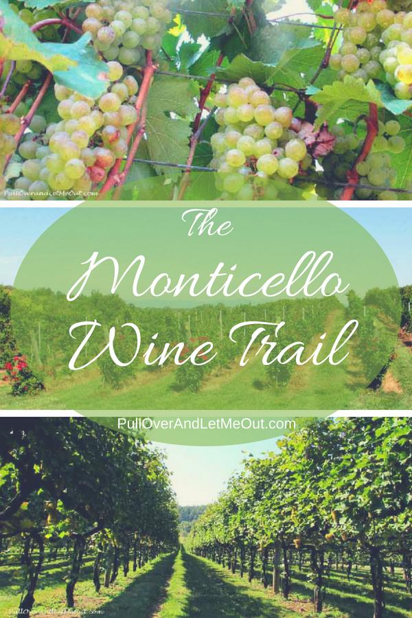 Monticello Wine Trail PullOverAndLetMeOut