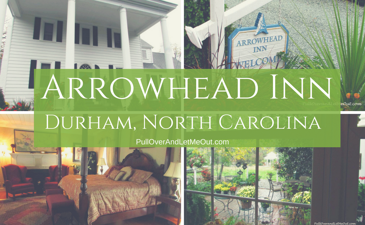 Arrowhead Inn Durham, North Carolina PullOverAndLetMeOut.com