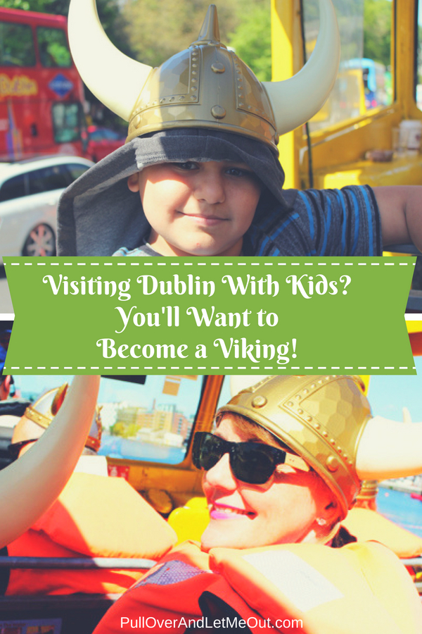 Visiting Dublin With Kids PullOverAndLetMeOut