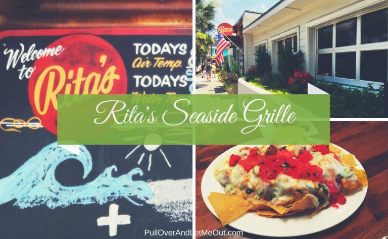 Rita's Seaside Grille – Nacho Ordinary Beach Food