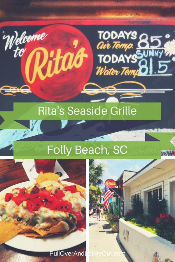 Rita's Seaside Grille Folly Beach SC PullOverAndLetMeOut
