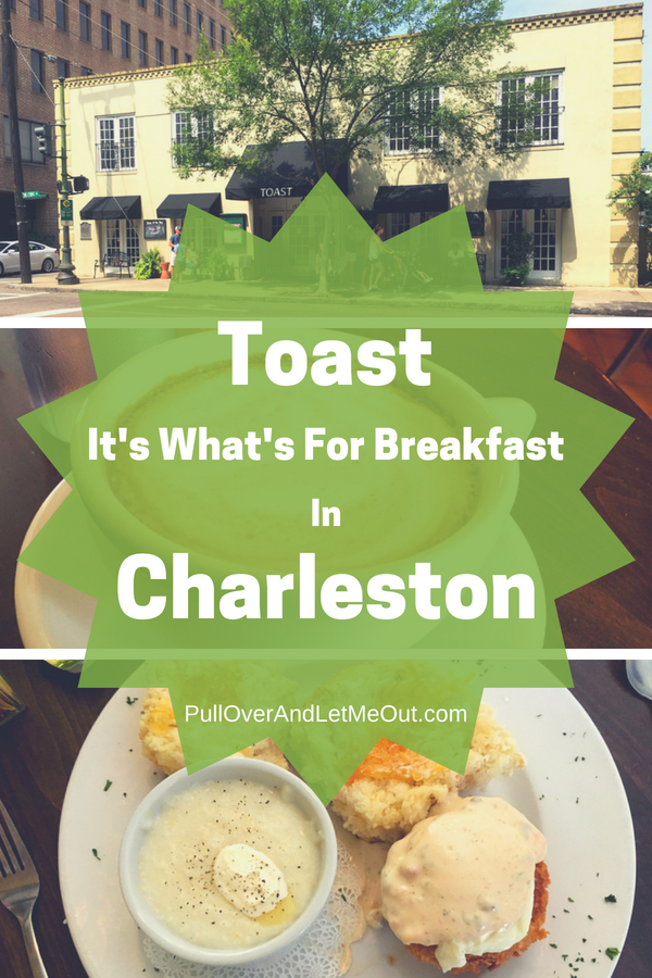 Toast Breakfast Charleston PullOverAndLetMeOut