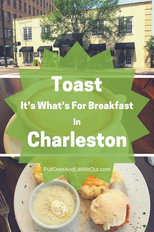 Toast Breakfast Charleston PullOverAndLetMeOut