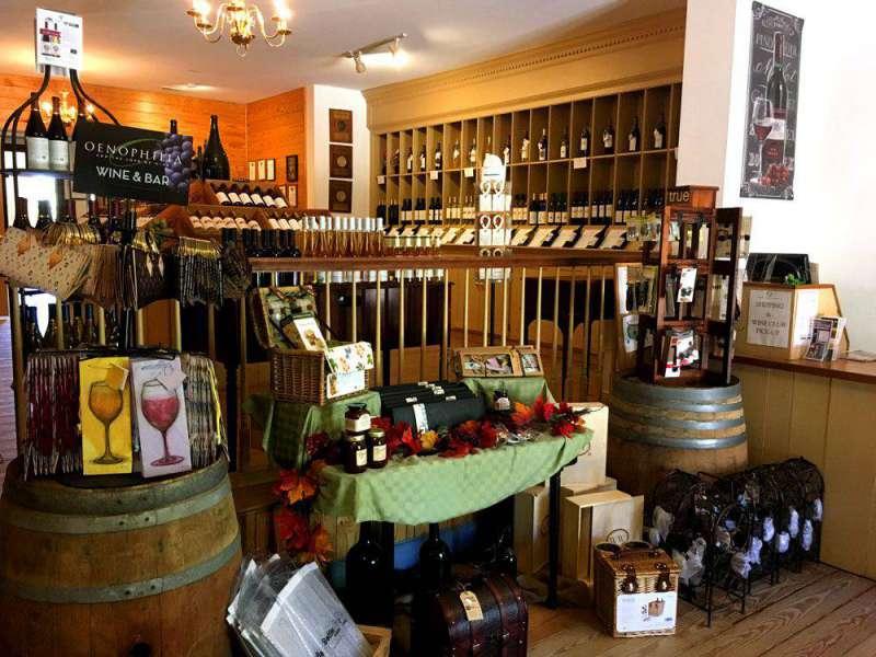 Wine-shoppe