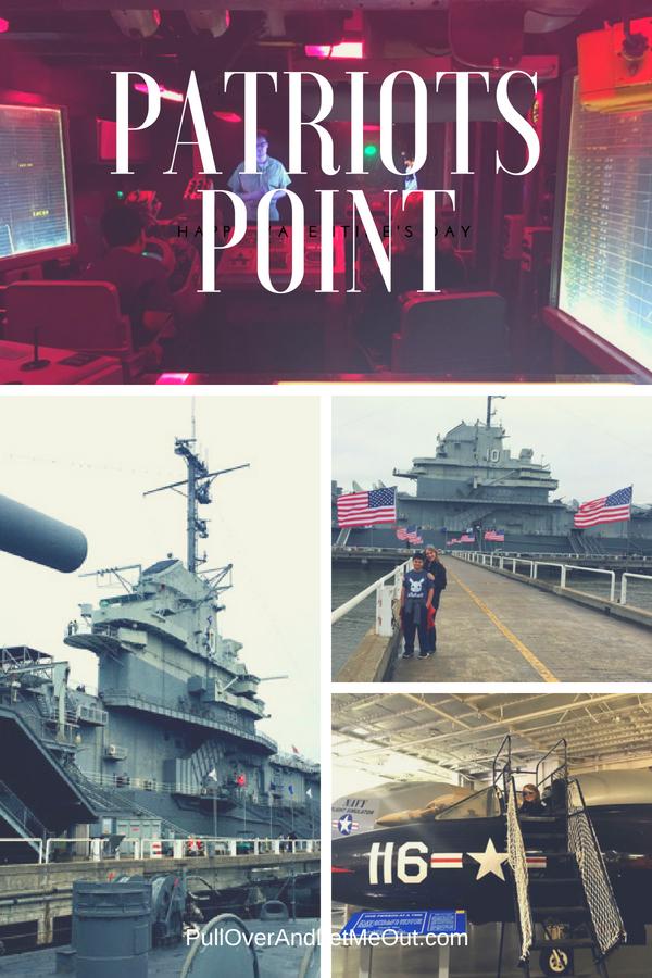 patriotspoint Charleston PullOverAndLetMeOut