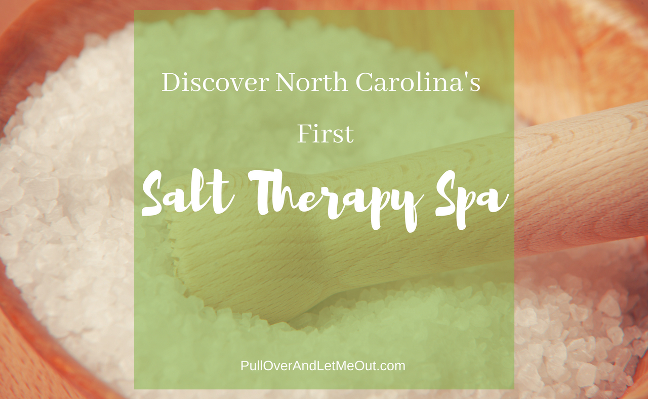 North Carolina Salt Therapy Spa PulllOverAndLetMeOut