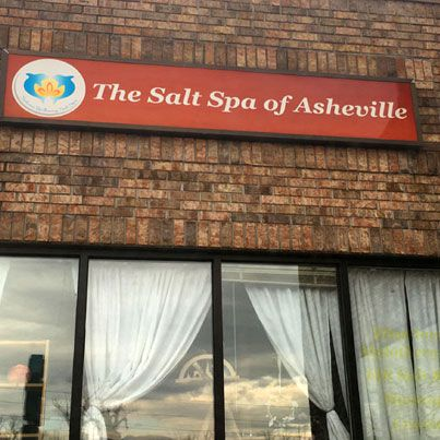 Discover North Carolina's First Salt Therapy Spa