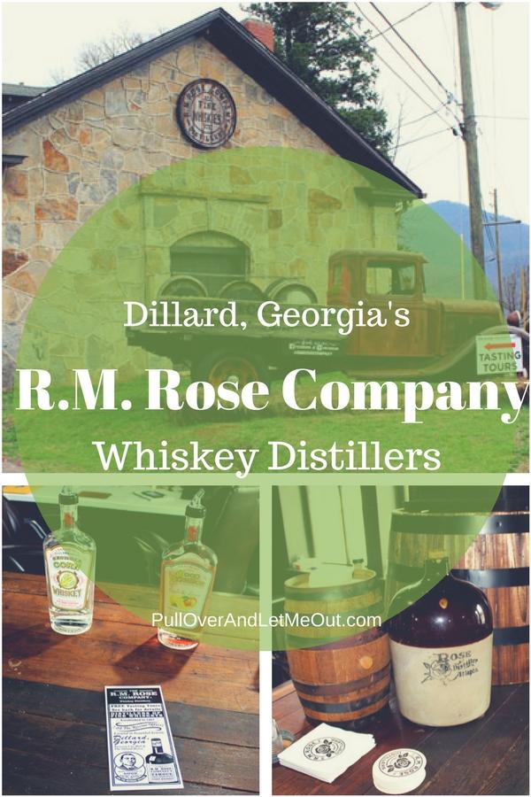 Dillard, Georgia's R.M. Rose Company PullOverAndLetMeOut
