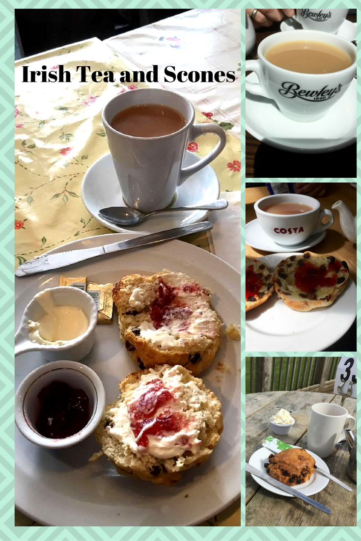 Irish Tea and Scones