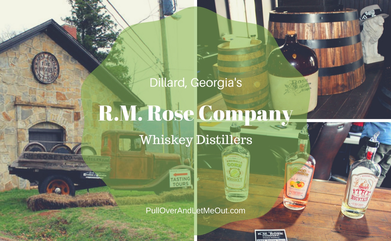 R.M. Rose Company Dillard, GA PullOverAndLetMeOut