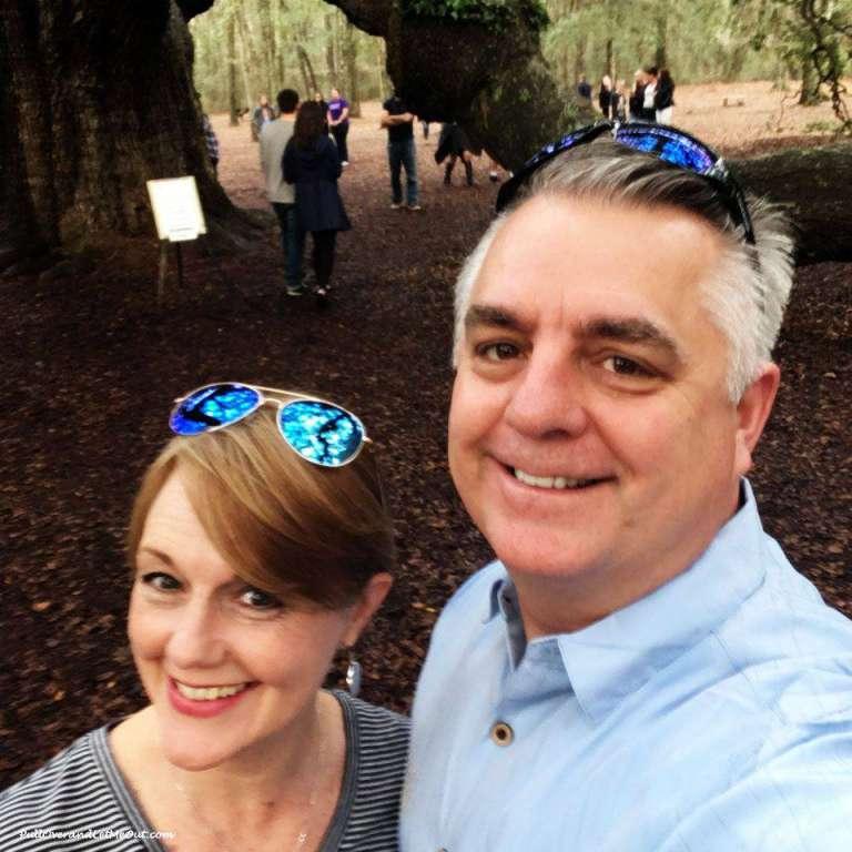 selfie-at-the-Angel-Oak-Joh