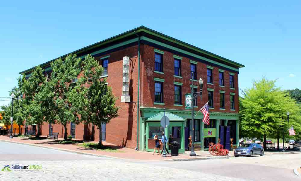 Amazement Square Lynchburg, Virginia PullOverandLetMeOut