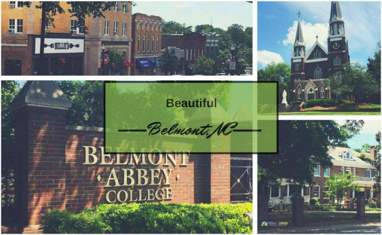The Connection Between Beautiful Belmont, NC and Happiness