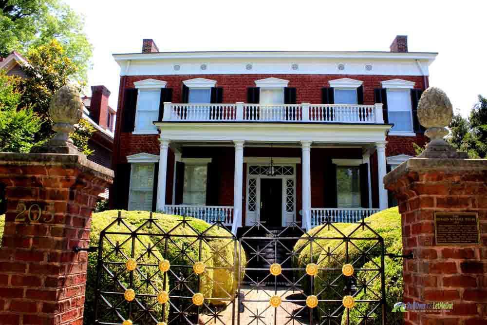 Historic Home Lynchburg, Virginia PullOverandLetMeOUt