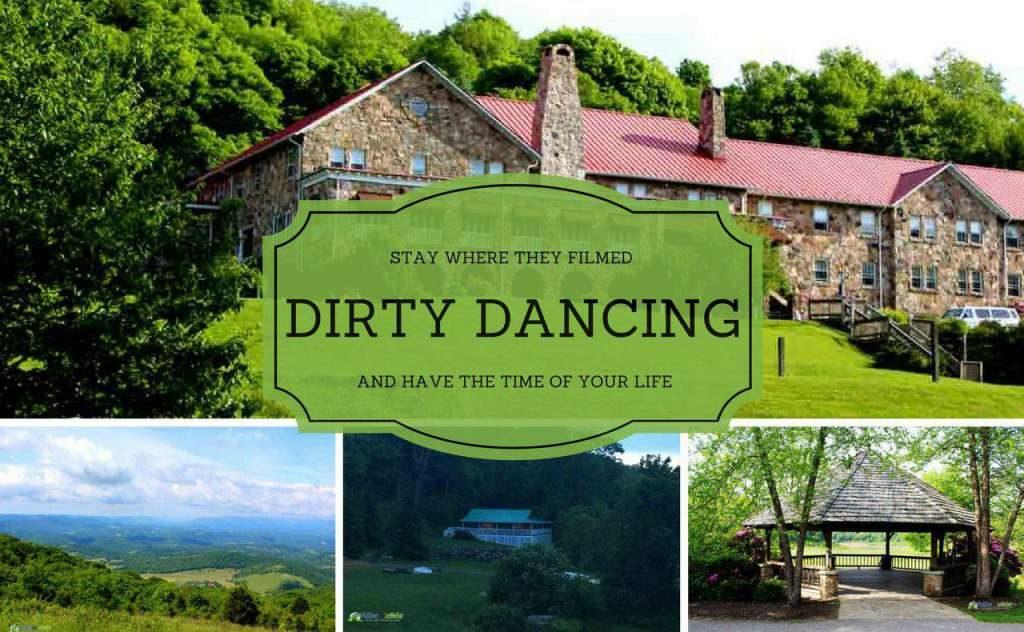 Dirty Dancing Mountain Lake Lodge