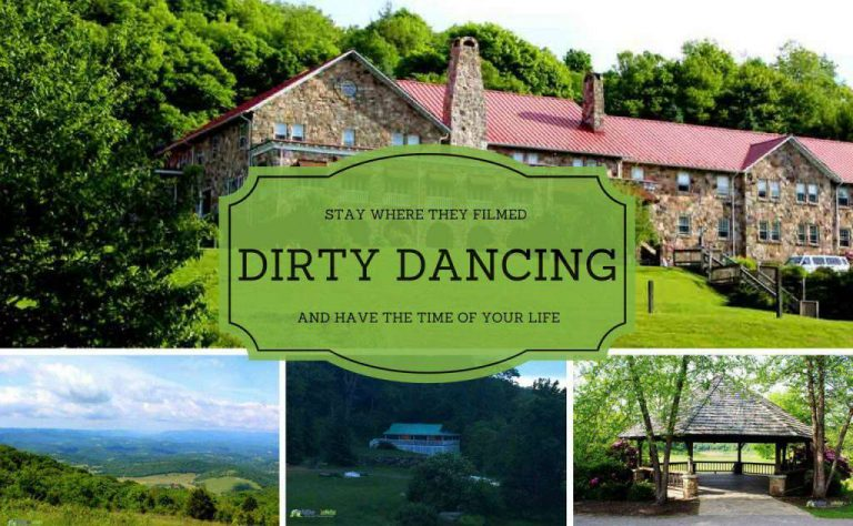 Stay At the Resort Where 'Dirty Dancing' was Filmed and Have the Time of Your Life