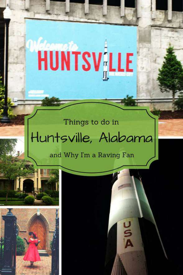 Things to do inHuntsville, Alabama