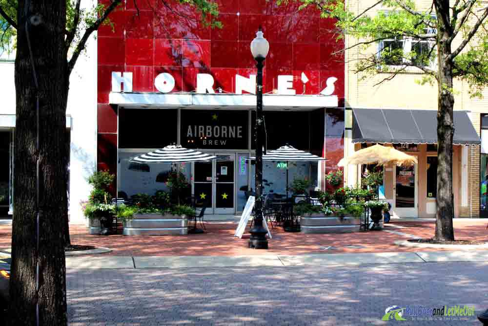 Airborne Brew Fayetteville, NC PullOverandLetMeOut