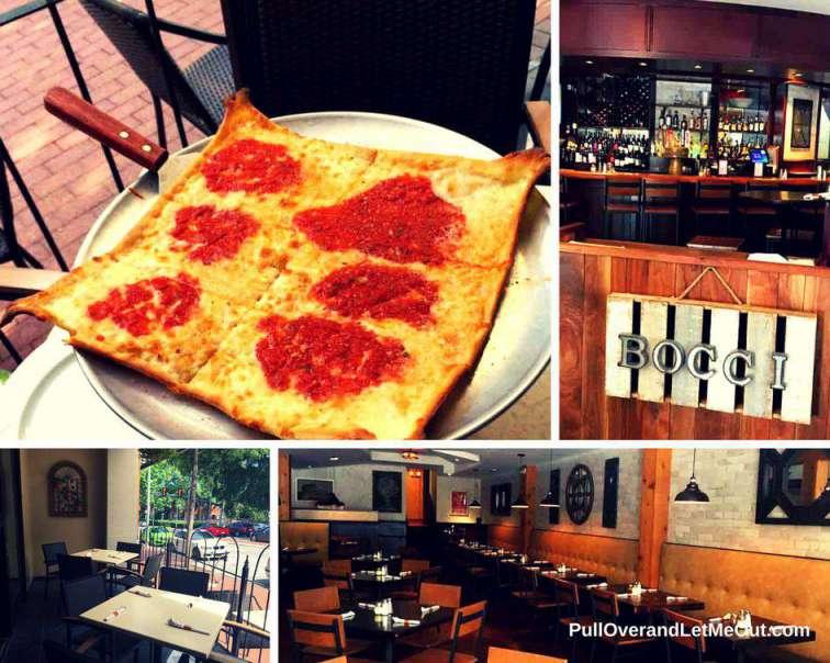 Bocci Raleigh Best Pizza