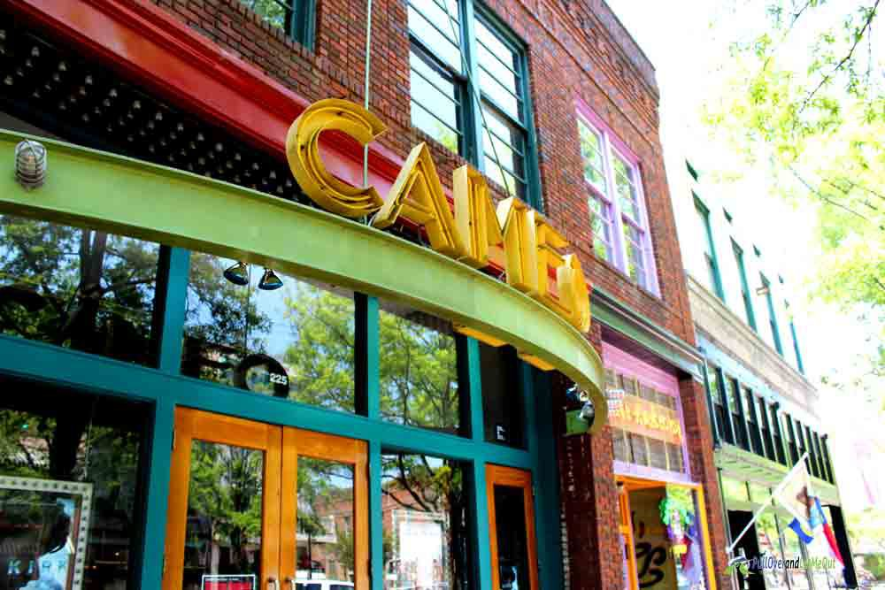 Cameo theater Fayetteville, NC PullOverandLetMeOut