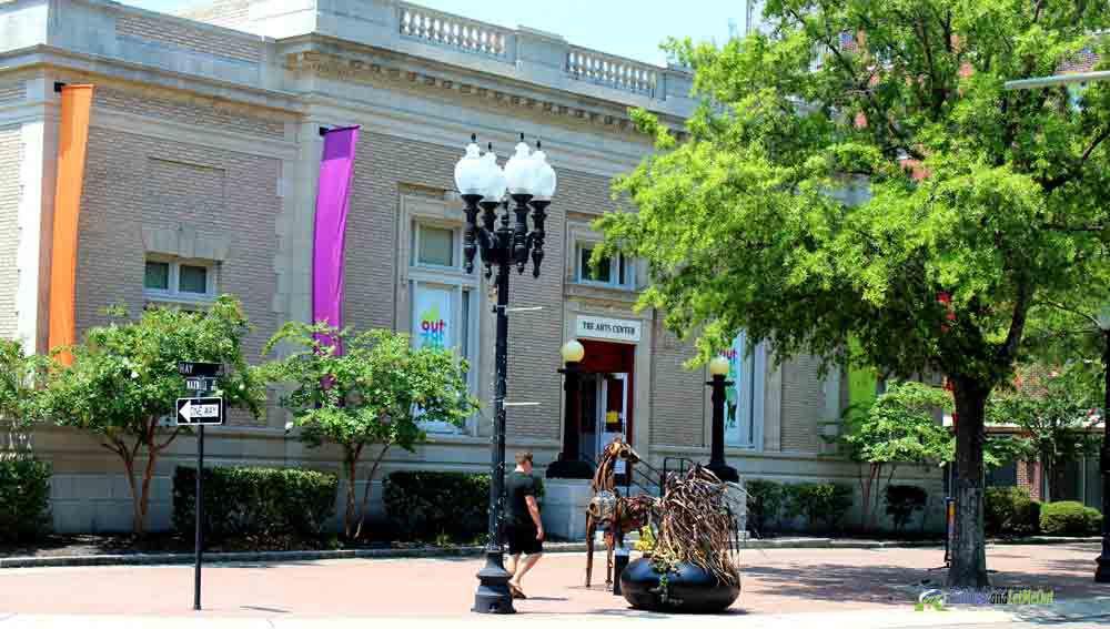 Fayetteville-Arts-Center Fayetteville, NC PullOverandLetMeOut