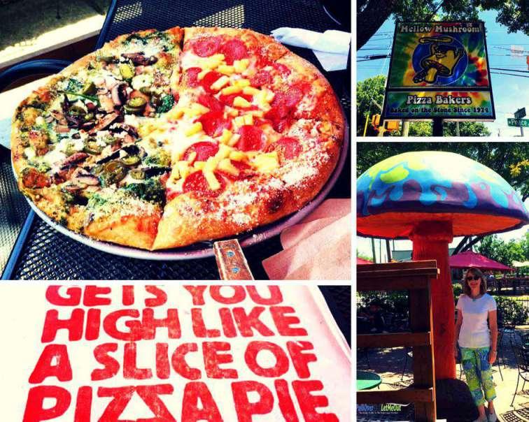 Mellow Mushroom Raleigh's Best Pizza PullOverandLetMeOut