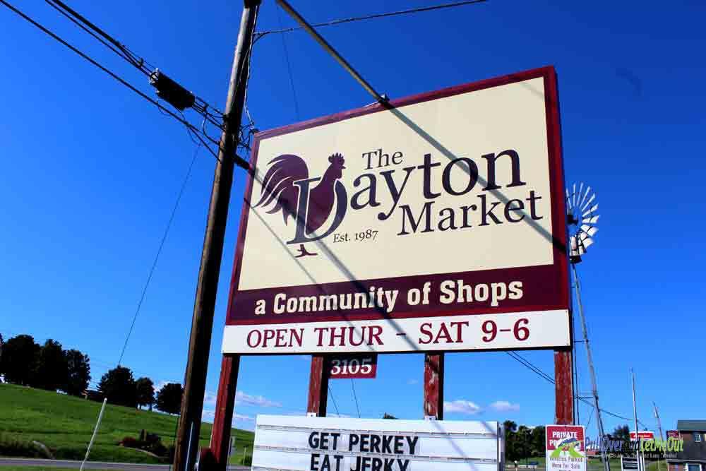 Dayton Market Harrisonburg-Rockingham Artisan Trail PullOverandLetMeOut