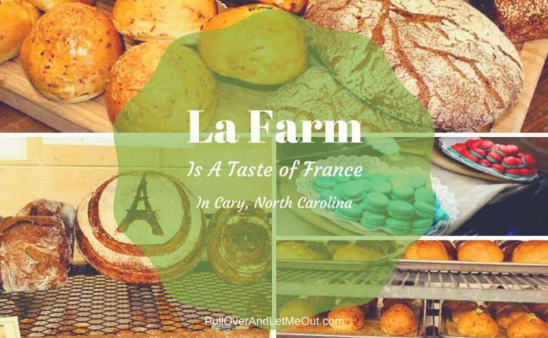 La Farm Is a Taste of France in Cary, North Carolina
