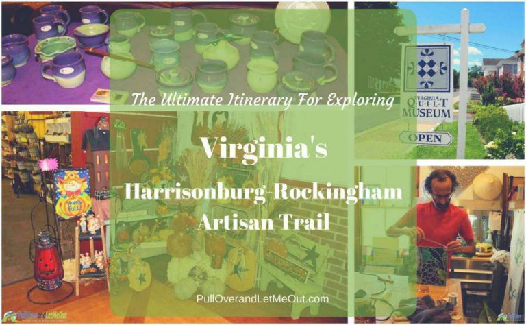 The Ultimate Itinerary For Exploring Virginia's Harrisonburg-Rockingham Artisan Trail