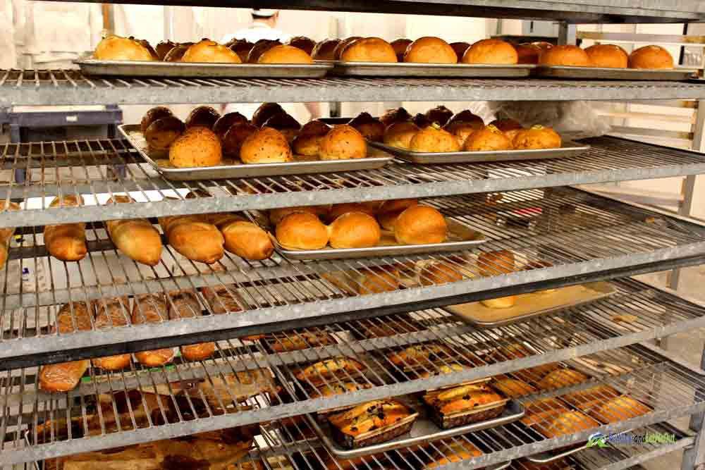 Bread at La Farm Cary, NC PullOverAndLetMeOut